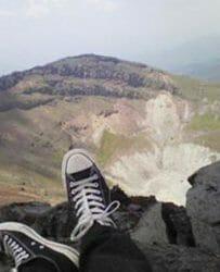 霧島連山の環境クリーン活動