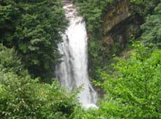新かごしま百景・花房の滝