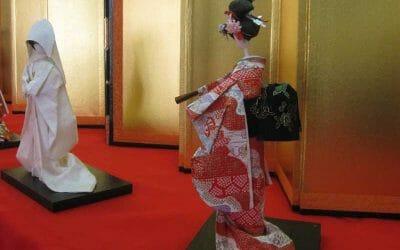 湯浅紀子折り紙作品展 4月30日まで