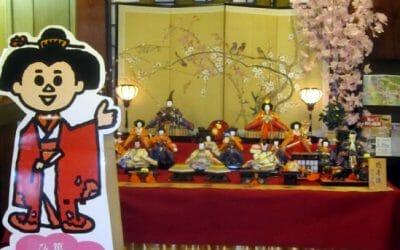 篤姫ひな祭り