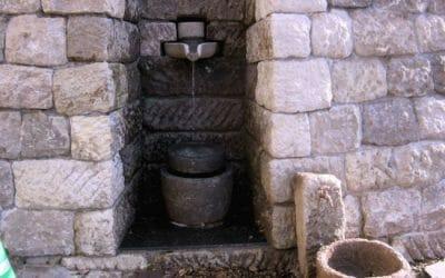 温泉飲泉所