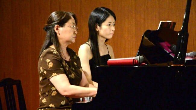 ピアノの夕べ第200回記念コンサート
