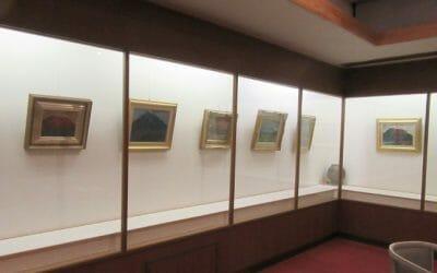 霧島・桜島を愛した懐かしの画家達 3月31日まで