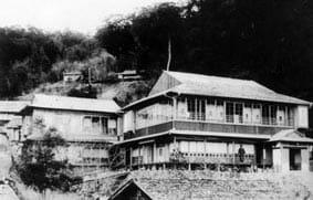 昭和初期の丸尾旅館
