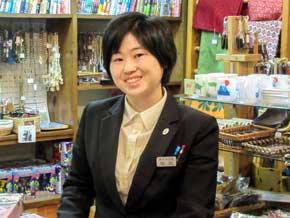 スタッフ売店(女性1人)