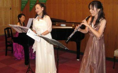 国際音楽祭ロビーコンサート