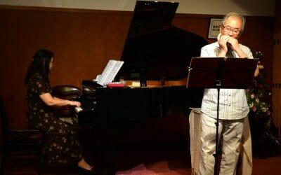 ピアノのゆうべ ジョイントコンサート