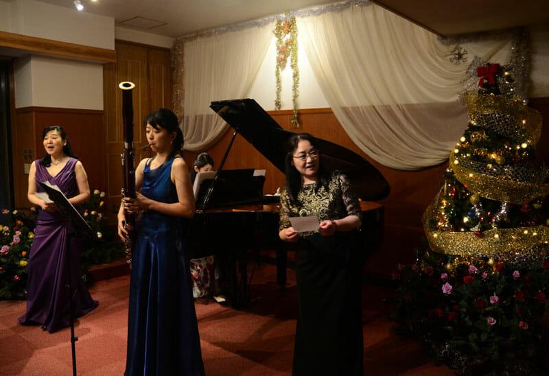 旅行人山荘創業100周年記念コンサート最終日。