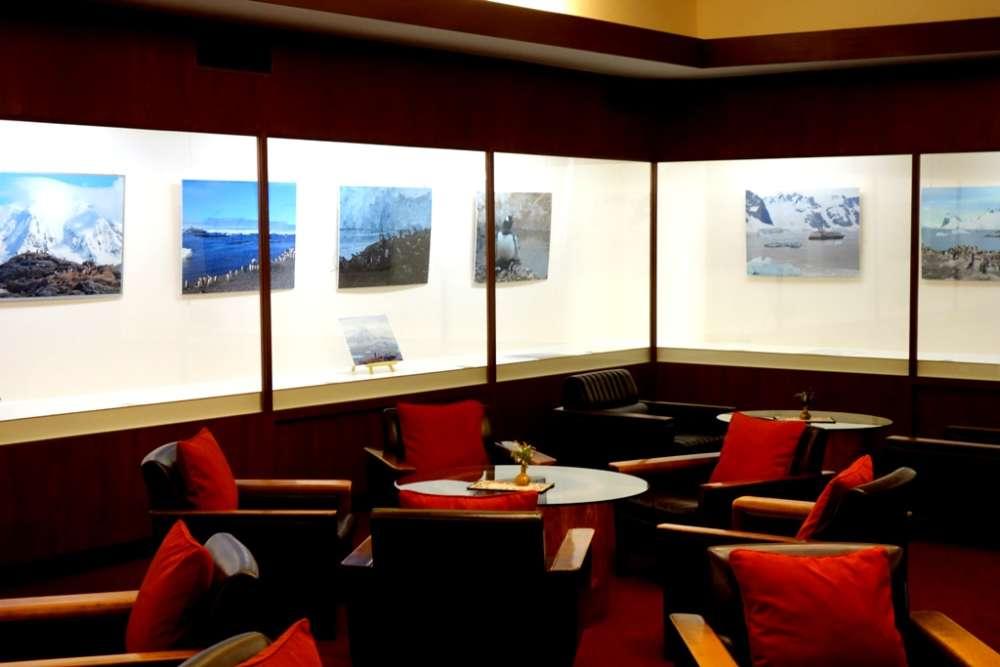 南極 写真展